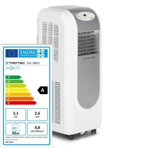 TROTEC Mobile Klimaanlage PAC 2000 E